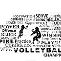 Image for 2 Ways Volleyball Quotes Can Improve Your Game Article