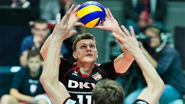 Image of Lukas Kampa - An Excellent Volleyball Setter