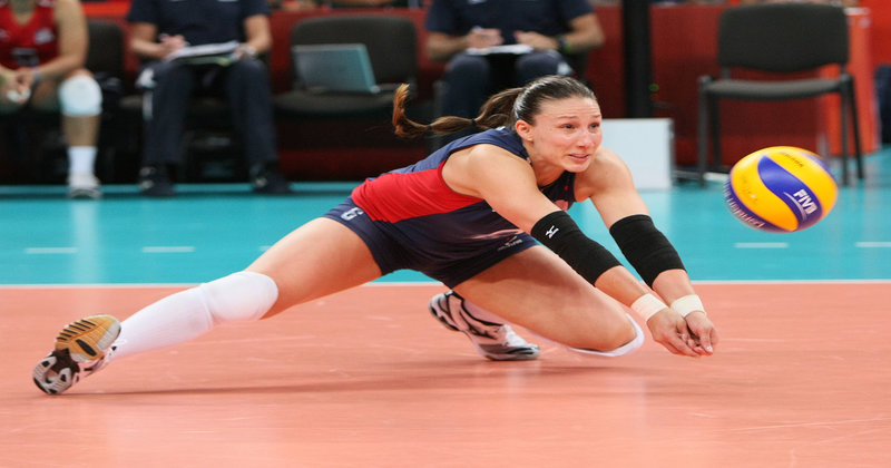 5 Reasons a Libero Must Be the Mentally Toughest Player in ...