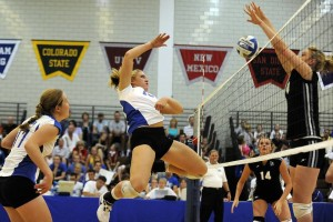 Volleyball Quotes by the Best Middle Blockers