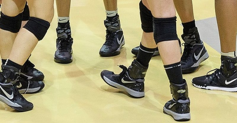 best volleyball ankle braces
